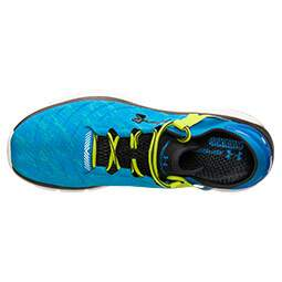 Tênis Under Armour Masculino Speedform Fortis Preto -  Blue Jet/Velocity/Black