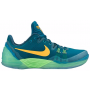 Tênis Nike Kobe Venomenon 5 Verde - Radient Emerald/Laser Orange/Green Strike