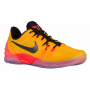 Tênis Nike Kobe Venomenon 5 Amarelo - University Gold/Black/Bright Crimson