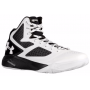 Tênis Under Armour Masculino Clutchfit Drive 2 Branco  - White/Metallic Silver/Black