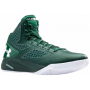 Tênis Under Armour Masculino Clutchfit Drive 2 Branco - Forest Green/Metallic Silver/White