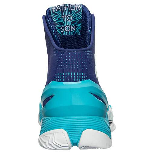 Tênis Under Armour Masculino Curry 2 Azul - Pacific/Europa