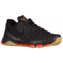 Tênis Nike KD 8 EXT Basketball Masculino Preto - Black/Metallic Gold/Laser Crimson