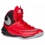 Tênis Nike Masculino Prime Hype II Vermelho - University Red/Reflective Silver/Black/Wolf Grey