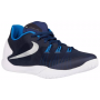 Tênis Nike Masculino Hyperchase Azul - Midnight Navy/White/Photo Blue/Metallic Silver