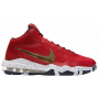 Tênis Nike Air Max Audacity Masculino - University Red/Metallic Gold/Obsidian
