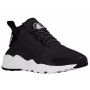 Tênis Nike Air Huarache Run Ultra Feminino - Black/White