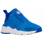 Tênis Nike Air Huarache Run Ultra Feminino - Photo Blue/White