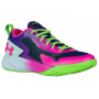 Tênis Under Armour Clutchfit Drive 2 Low Masculino - Rebel Pink/Purple Panic