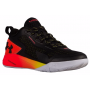 Tênis Under Armour Clutchfit Drive 2 Low Masculino - Black/Bolt Orange