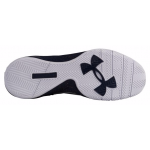 Tênis Under Armour Clutchfit Drive 2 Low Masculino - White/Midnight Navy/Gold Rush