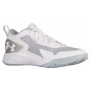 Tênis Under Armour Clutchfit Drive 2 Low Masculino - White/Metallic Siver