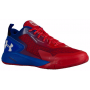 Tênis Under Armour Clutchfit Drive 2 Low Masculino - Red/Royal/White