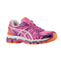 ASICS Kayano 20 Feminino Rosa com Branco-Pink/White/Purple/Orange
