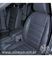 Kit Bancos em Couro - Ford FOCUS Hatch - 100% Couro