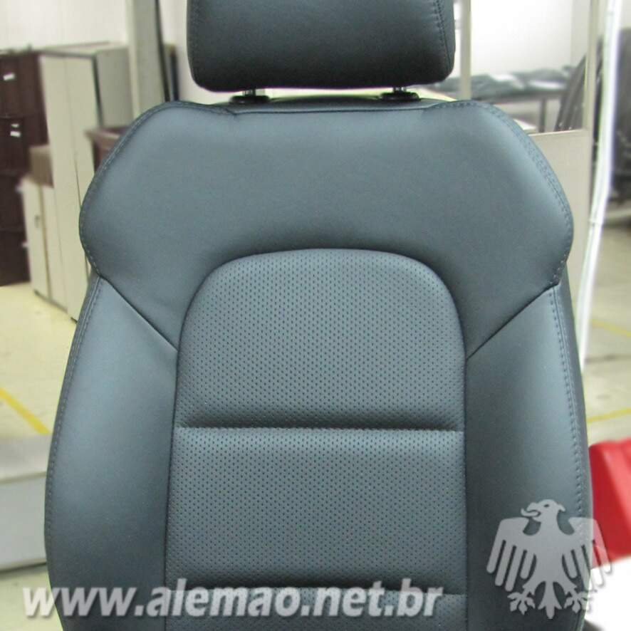 Kit Bancos em Couro - Audi A1 - c/ AirBag Lateral - 100% couro
