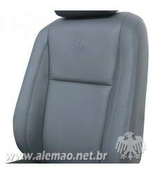 Kit Bancos em Couro - Toyota COROLLA 2015 c/Airbag lateral - 100% Couro