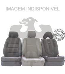 Kit Bancos em Couro - Ford FUSION - 100% Couro