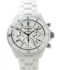 Replicas de Relogios Chanel J12 White Chrono - 02