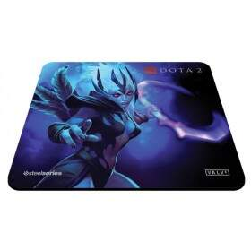 # BLACK NOVEMBER # MousePad SteelSeries QcK+ Dota 2 Vengeful Spirit Edition