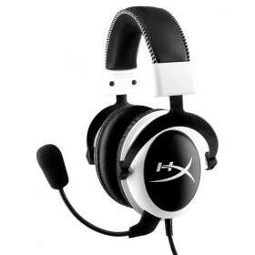 Fone Kingston HyperX Cloud Pro Gaming White