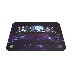 # PROMOÇÃO # MousePad SteelSeries QcK Heroes of the Storm