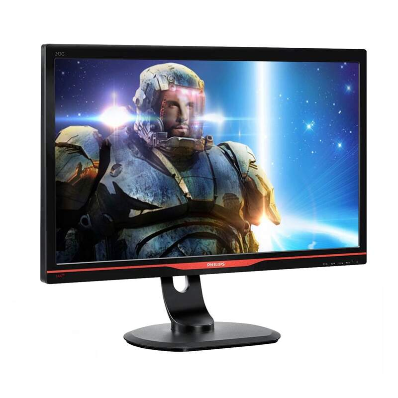 Monitor LED Gamer Philips 24 E-Sports Full HD 1ms 144Hz - 242G5DJEB
