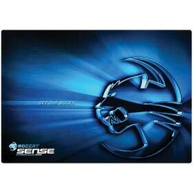 MousePad Roccat Sense Chrome Blue