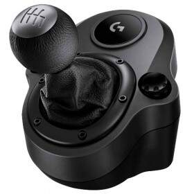 Câmbio Logitech Driving Force Shifter para G29/G920