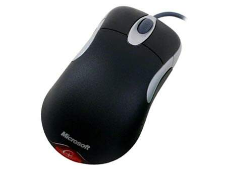 Mouse Microsoft IntelliMouse 1.1 Black Oem