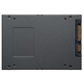SSD Kingston 2.5´ 120GB A400 SATA III Leituras: 500MB/s - SA400S37/120G