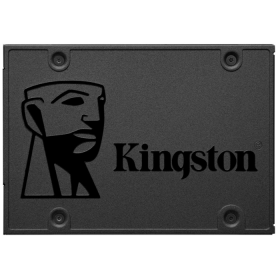 SSD Kingston 2.5´ 240GB A400 SATA III Leituras: 500MB/s - SA400S37/240G