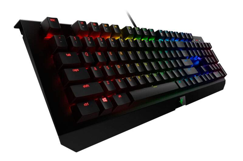 Teclado Razer Blackwidow X Chroma Black Edition