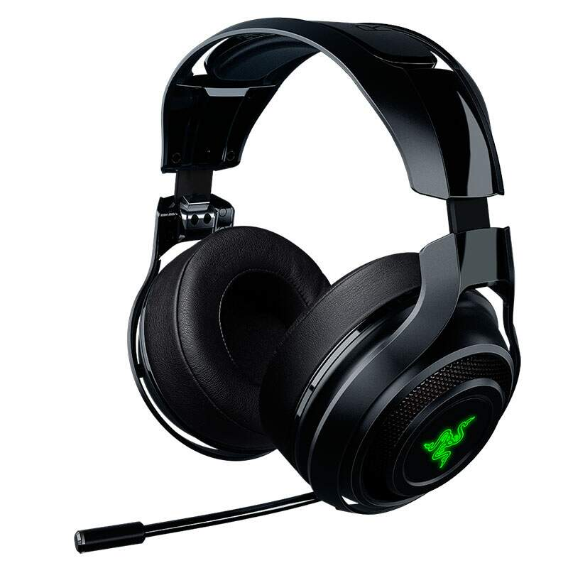 Fone Razer ManOWar 7.1 Virtual Surround Wireless