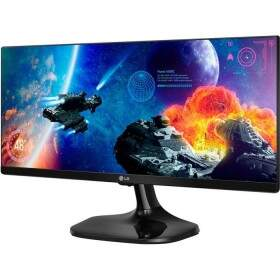 "Monitor LG LED 25"" UltraWide Full HD 25UM57"
