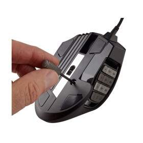 Mouse Corsair Gaming Scimitar MMO RGB Optical 12000 DPI CH-9000231-NA