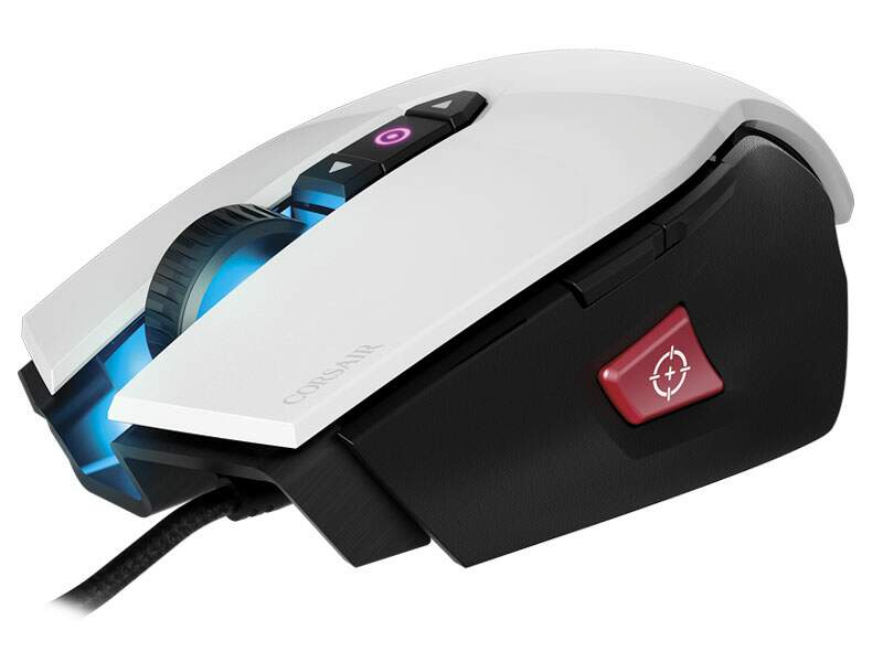 # BLACK NOVEMBER # Mouse Corsair Gaming M65 Pro RGB White 12000dpi CH-9300111-AP