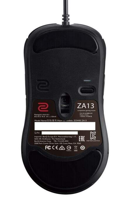 Mouse Zowie Gear ZA13 USB Preto 9H.N08BB.A2E - BOX