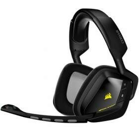 # PROMOÇÃO # Fone Corsair Gaming Void PRO RGB Wireless Dolby 7.1 Carbon - CA-9011152-NA