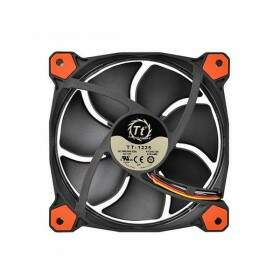 Cooler FAN Thermaltake Riing 12 Fan Led Red 1500RPM CL-F038-PL12RE-A