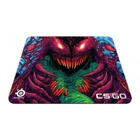 MousePad SteelSeries QcK+ Hyper Beast Edition