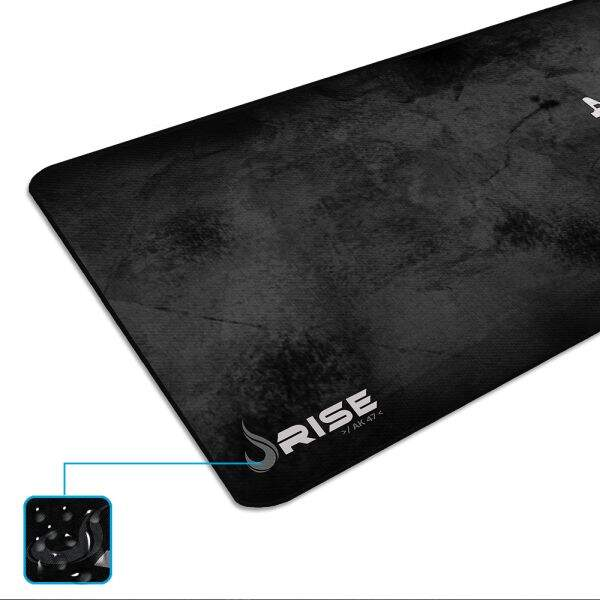 MousePad Rise Gaming AK47 Extended Bordas Costuradas - RG-MP-06-AK