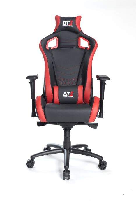 # ESPECIAL NATAL # Cadeira Gamer DT3 Sports Onix Diamond Black Red 10593-8