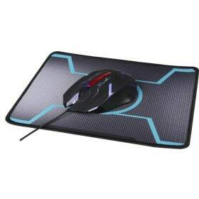 # BLACK NOVEMBER # Combo Mouse Gamer Dazz Tiglon X 3.5G + MousePad - 624666