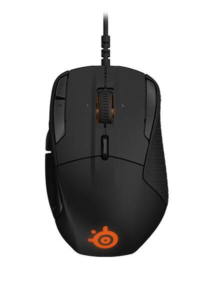 Mouse SteelSeries Rival 500 MMO 15 Botões Optical - 62051