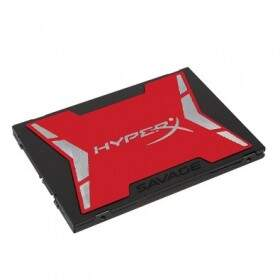 SSD Kingston HyperX Savage 960GB SATA III 6Gb/s Leituras: 560MB/s e Gravações: 530MB/s - SHSS37A/960G