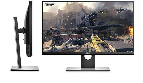 Monitor LED Gamer Dell 27\\\' E-Sports Quad HD 1ms 144Hz G-Sync - S2716DG