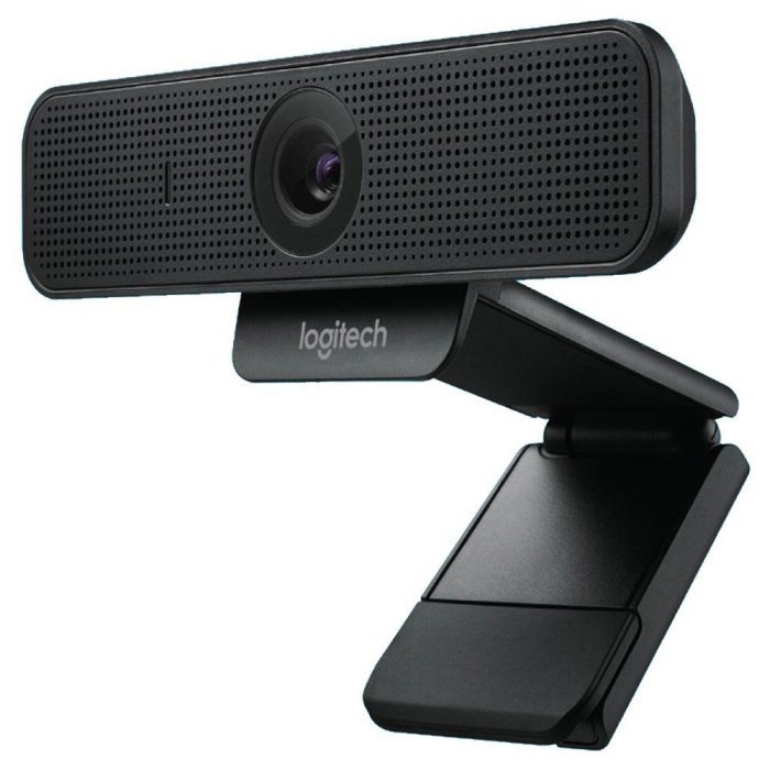 WebCam Logitech HD com vídeo 1080p em 30 fps C925e