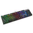 # BLACK NOVEMBER # Teclado Gamer Mecânico Redragon Devarajas K556 RGB Switch Brown