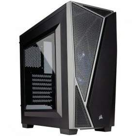 Gabinete Corsair Carbide Series SPEC-04 Mid Tower CC-9011109-WW Preto e Cinza